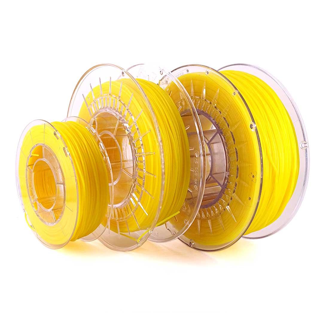 filamentos 3D citronela