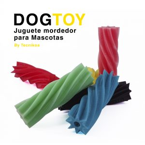 juguete mascota 3D