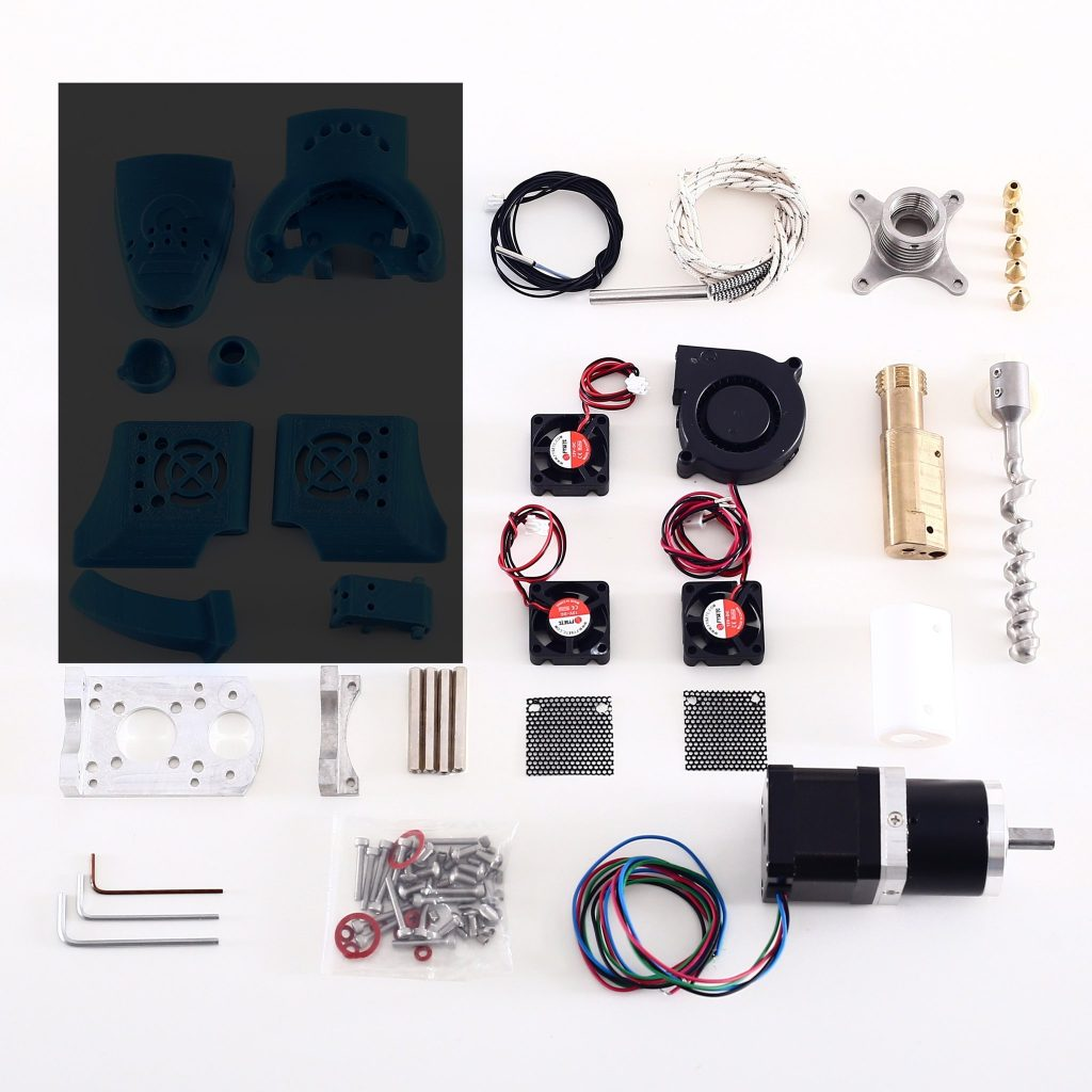 Kit Lily completo 3D